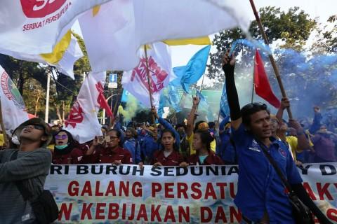 Menaker: Pekerja Makin Matang dalam Berdemokrasi