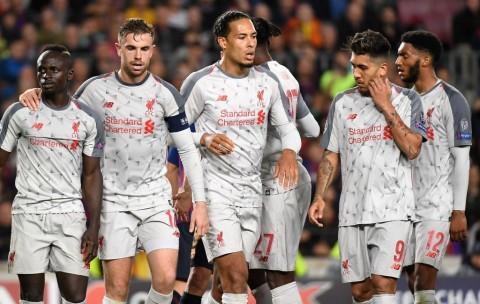 Dicukur Barcelona, Liverpool Belum Habis Harapan