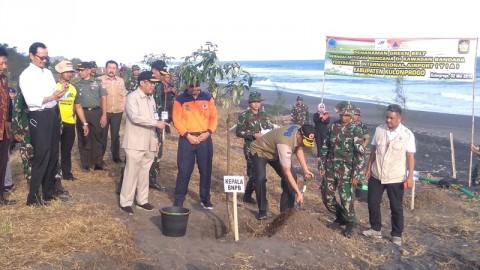 Ribuan Pohon Ditanam di Bandara YIA