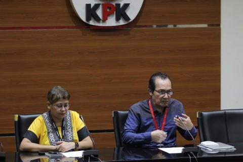 KPK Sita Dokumen Proyek IPDN dari Waskita Karya