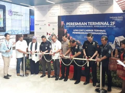 Terminal Penerbangan Murah Bandara Soetta Beroperasi