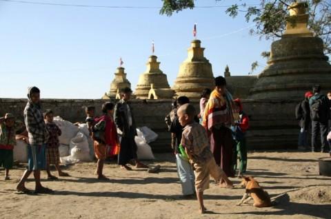 Tentara Myanmar Tembak Enam Orang di Rakhine