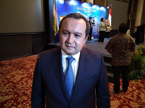 Dubes Uzbekistan Ajak Warga Indonesia Pelesir ke Negaranya