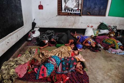 Diterjang Topan Fani, India Percepat Evakuasi