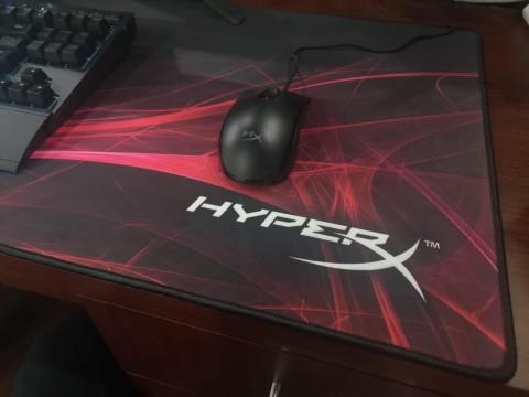 HyperX Fury S Speed Edition, Bikin Mouse Lincah