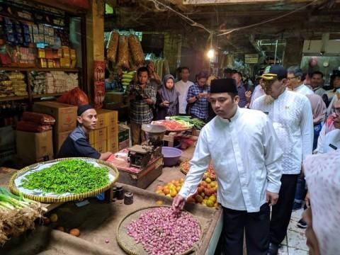 Harga Telur dan Bawang Putih di Tangerang Naik