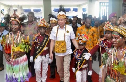 Jonan Ingin Putra Putri Papua Pimpin Freeport di 2041