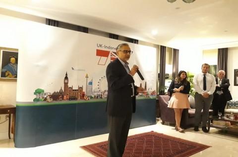 Dubes Inggris Puji Pemberitaan Pemilu di Indonesia