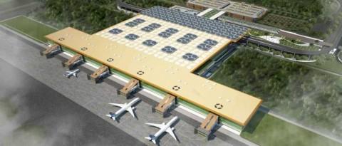 Wapres Tinjau Bandara Kulon Progo Yogyakarta