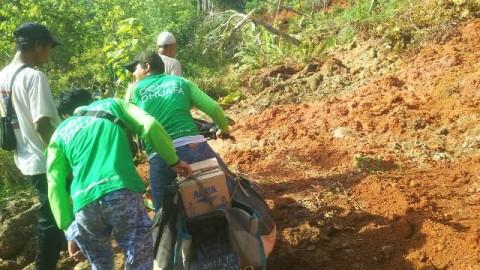 Dompet Dhuafa Salurkan Bantuan Korban Banjir Bengkulu