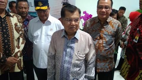 Jusuf Kalla Menjajal Yogyakarta International Airport