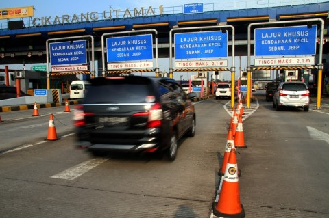 GT Cikampek Utama Akan Beroperasi Sebelum Mudik Lebaran