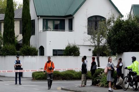 Korban Luka Penembakan di Christchurch Meninggal Dunia