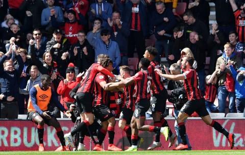 Bournemouth Tundukkan Sembilan Pemain Tottenham