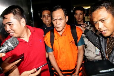 Hakim PN Balikpapan Ditetapkan sebagai Tersangka
