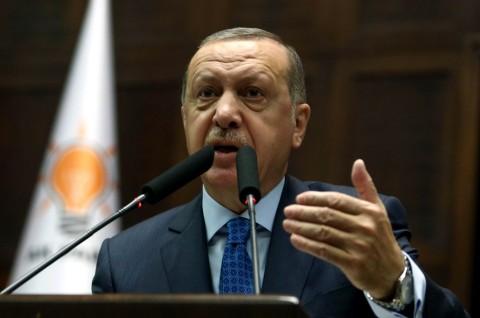 Kantor Berita Turki di Gaza Hancur, Erdogan Kecam Israel