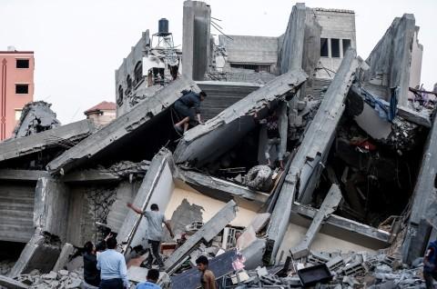 Korban Tewas Serangan Israel di Gaza Jadi 19 Orang