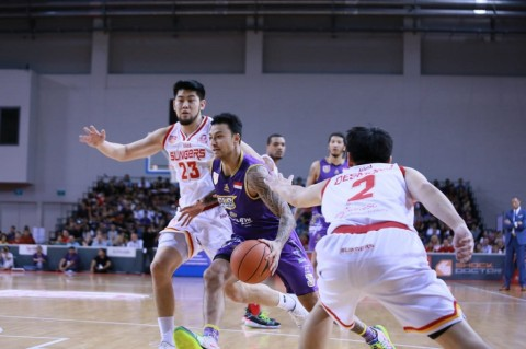 CLS Knights Tumbang di Final Game Kedua