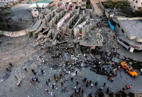 Indonesia Kecam Aksi Israel di Jalur Gaza