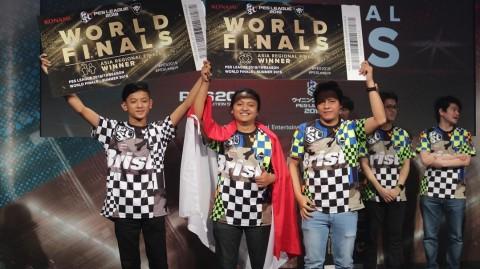 Indonesia Bersiap Tampil di PES League 2019 World Finals