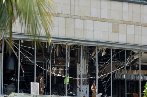 Polisi Sri Lanka Temukan Markas Kelompok Militan
