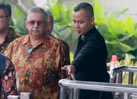 Sofyan Basir Diperiksa Perdana sebagai Tersangka