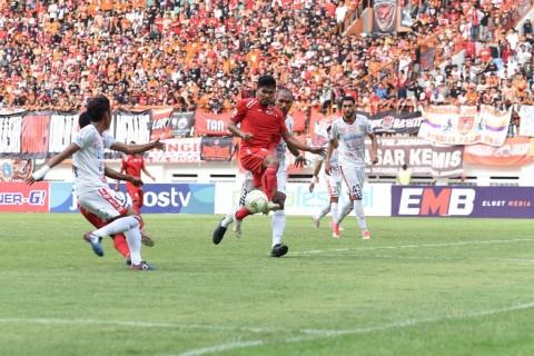 Tundukkan Bali United, Persija kembali ke Karakternya