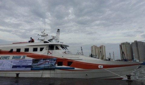 Mudik, ASDP Siapkan 68 Armada di Merak-Bakauheni