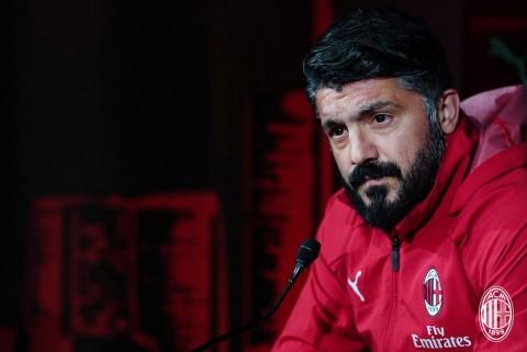 Milan Gagal Tampil Impresif, Gattuso Tak Ingin Mundur