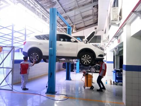 Ragu dengan Suku Cadang Mobil Tiongkok? DFSK Berani Jamin