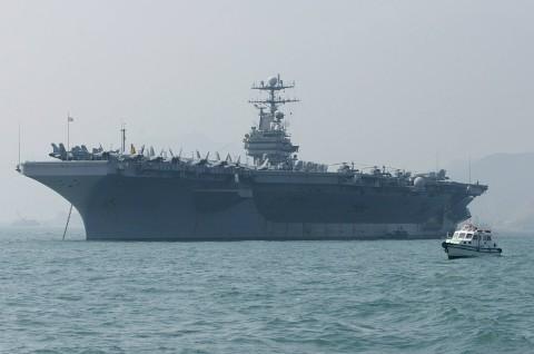 AS Kirim Armada ke Timteng sebagai 'Pesan' untuk Iran