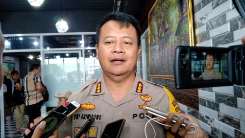 12 Tersangka Vandalisme saat May Day di Makassar