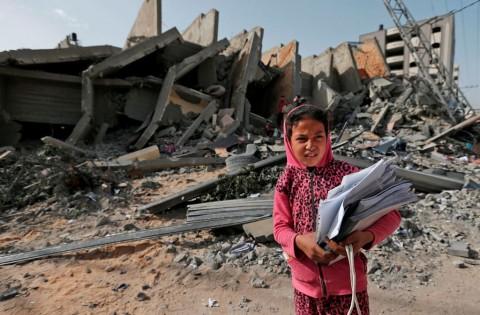 Palestina Minta DK PBB Bahas Agresi Israel