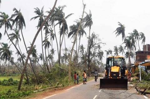 PBB Puji Respons India terhadap Siklon Fani