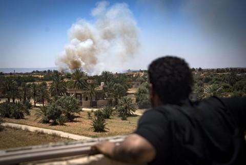 200 Orang Tewas Akibat Pertempuran di Libya