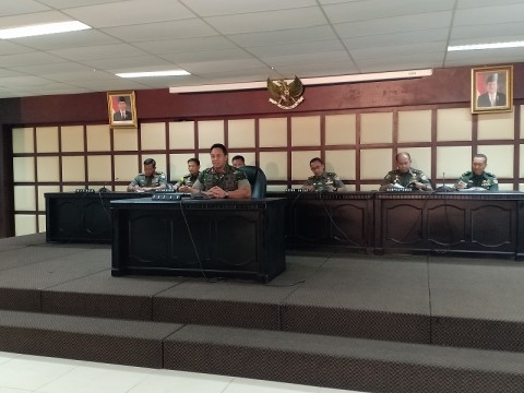 TNI AD Cari Perwira Penyebar Berita Kemenangan Prabowo