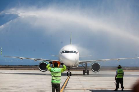 Bandara Baru Yogyakarta Mulai Beroperasi