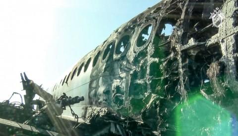 Rusia Enggan Kandangkan Sukhoi Usai Kebakaran di Bandara