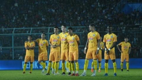 Filosofi Tiga Jersey Anyar Arema FC