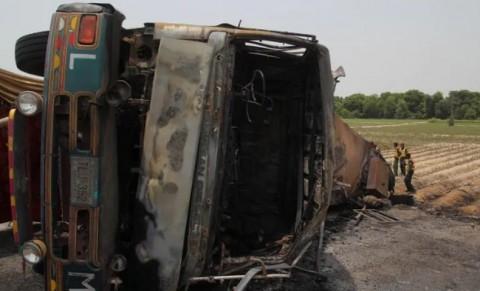 Truk Minyak Meledak di Niger Tewaskan 55 Orang