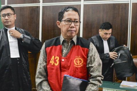 Kasus Pengaturan Skor, Joko Driyono Didakwa Rusak Barang Bukti