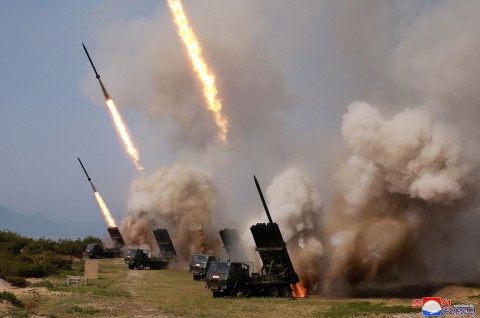 PBB Peringatkan Korut Soal Uji Coba Roket Terbaru