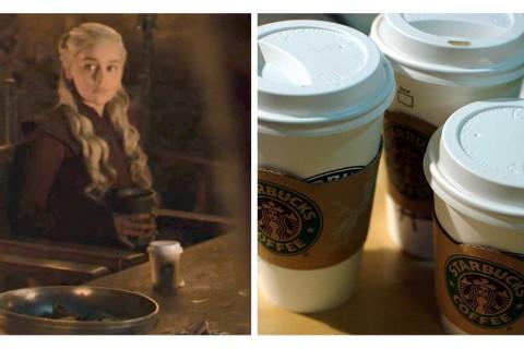 HBO Benarkan Ada Kesalahan Gelas Starbucks di Game of Thrones