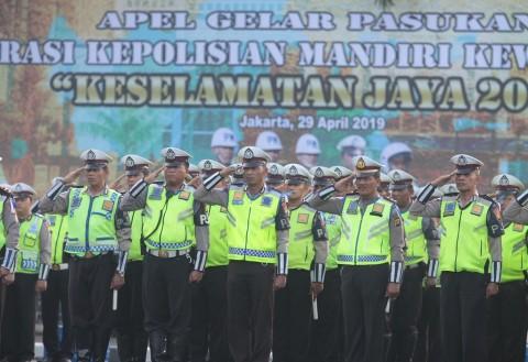 Hari Kedelapan Operasi Keselamatan, Polisi Tilang 999 Pengendara