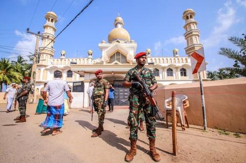 Sri Lanka Tangkap Seluruh Pelaku Pengeboman