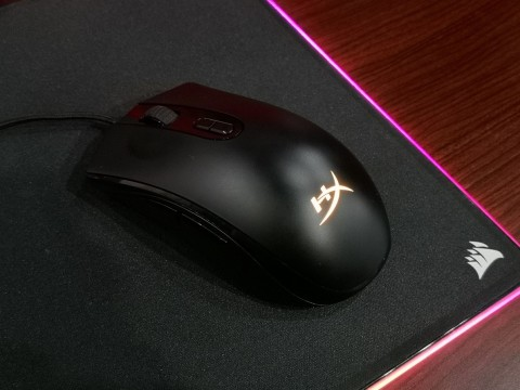 HyperX Pulsefire Core, Mouse Gaming FPS Punya Kingston