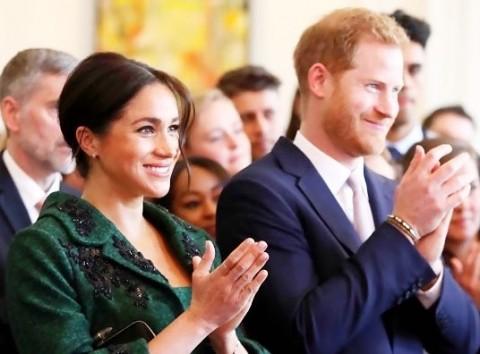 Pangeran Harry dan Meghan Markle Dikaruniai Anak Pertama