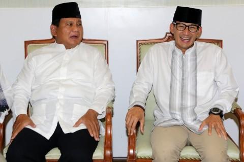 Keretakan BPN Prabowo-Sandiaga Dinilai Wajar