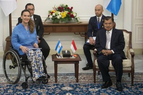 JK Ingin Ekspor ke Argentina Ditingkatkan