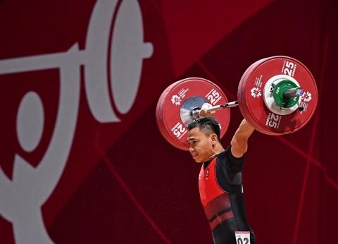 Eko Yuli Fokus Kejar Poin untuk Kualifikasi Olimpiade 2020